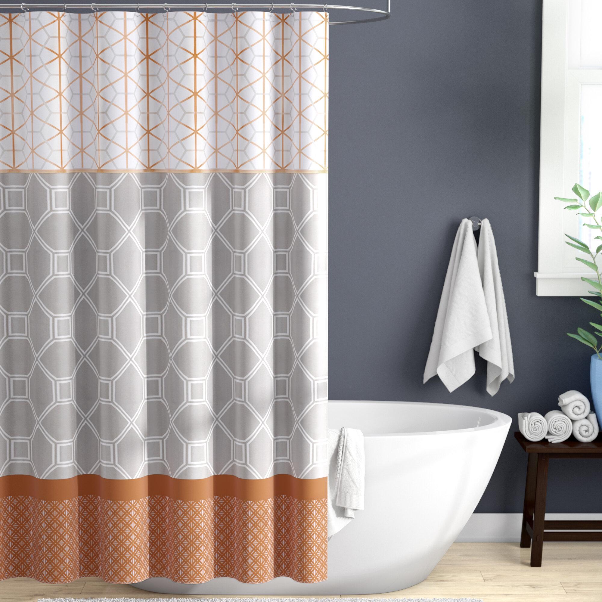 Zipcode Design Vernetta Microfiber Shower Curtain Reviews