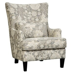 Avelynne Wing back Chair by Benchcraft