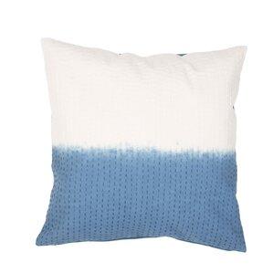 jermaine tribal pattern cotton throw pillow