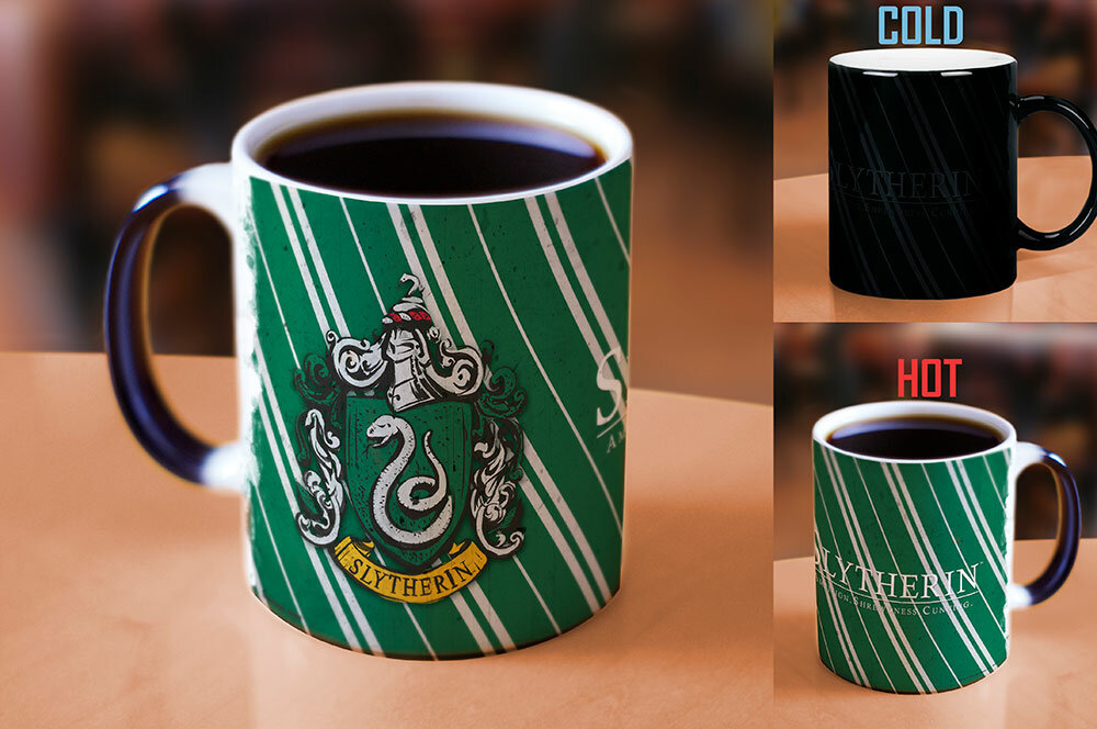 Heat Colors Coffee Ceramic House Hogwarts™ Harry Mug Potter Reveal TOkuPXiZ