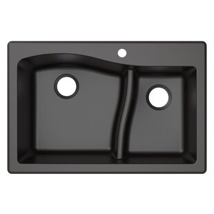 33 X 19 Kitchen Sink Black Wayfair