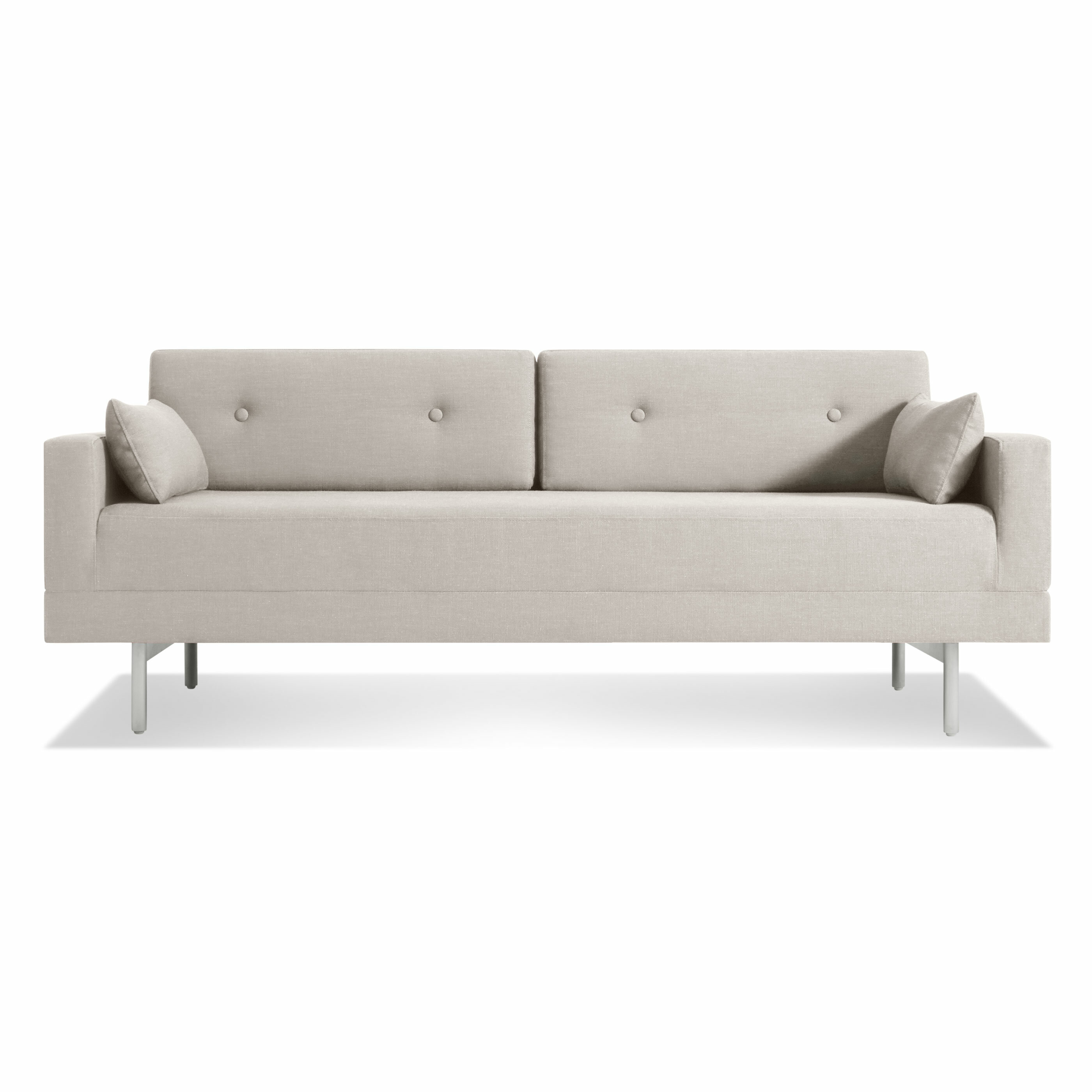 Sleeper Sofa.Blu Dot One Night Stand Sleeper Sofa