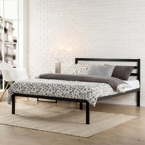 King Size Platform Beds You\'ll Love | Wayfair