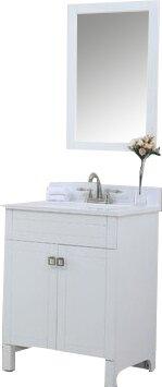 Bathroom vanities joss main - Applebaum 24 single bathroom vanity set ...