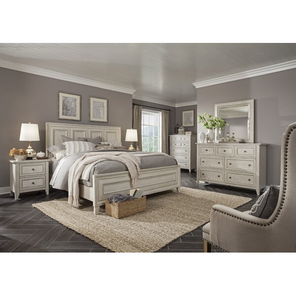 Bedroom Chairs Wayfair Black And White Wallpaper For Bedroom Black Bedroom Sets King Bedroom Black And White Ideas: Rosecliff Heights Stoughton Panel Customizable Bedroom Set