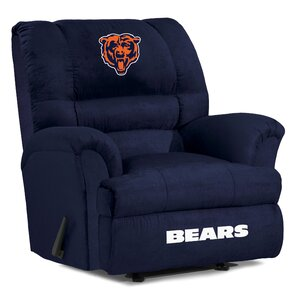 NFL Big Daddy Manual Recliner