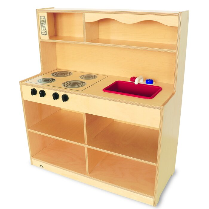 Preschool Kitchen Set