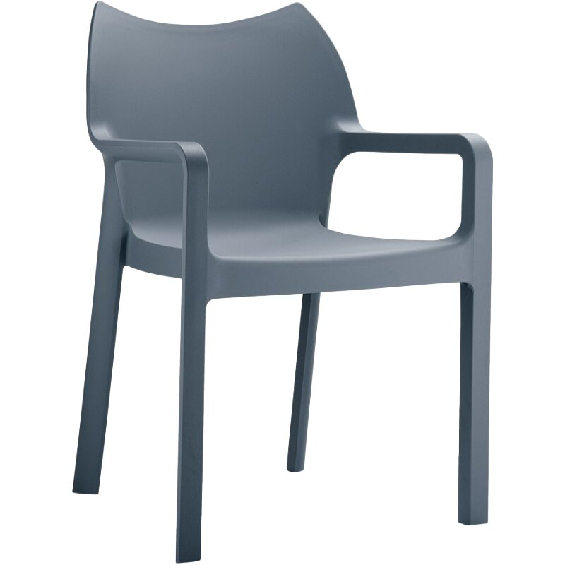 Adele Stacking Patio Dining Chair
