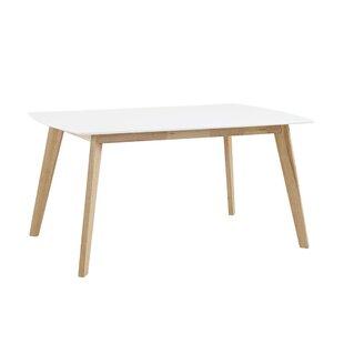 Urijah Retro Modern Dining Table