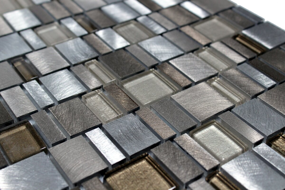 Ws tiles twilight random sized aluminumglass tile in graybeige twilight random sized aluminumglass tile in graybeige dailygadgetfo Gallery