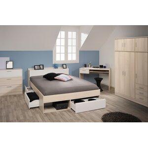 4-tlg. Schlafzimmer-Set Most, 160 x 200 cm von P..