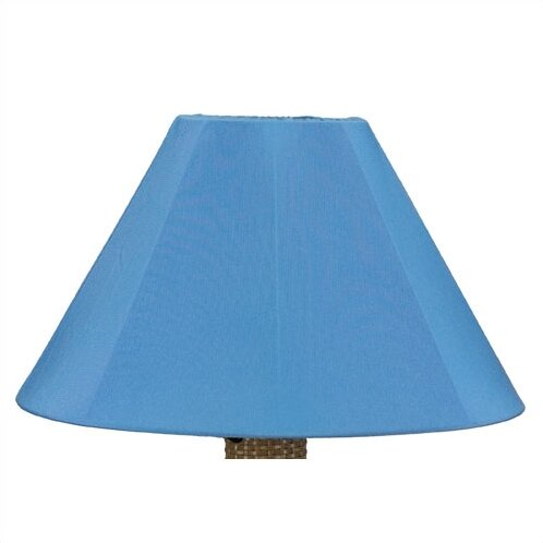 "25"" Sunbrella Empire Lamp Shade"