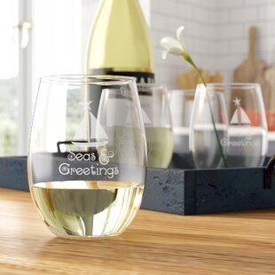 ee79bd5c11f Stemless Wine Glass (Set of 4)