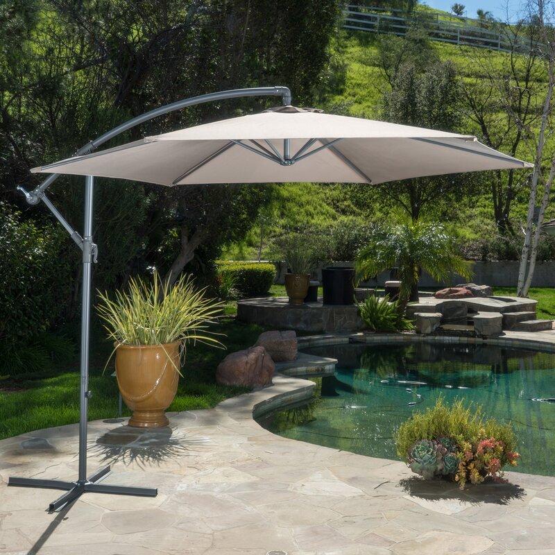 fullerton 10u0027 cantilever umbrella