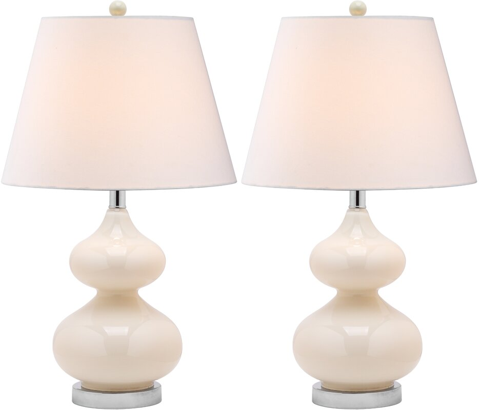 "Wade Logan Courtney 24"" Table Lamp & Reviews"
