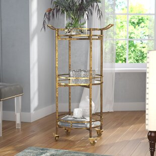 Risher Bar Cart