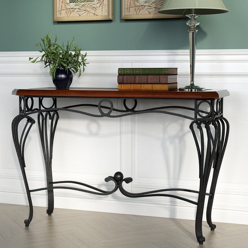 15 Entrance Hall Table Styles To Marvel At: Charlton Home Broughton Console Table & Reviews