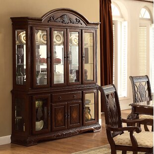 Alarcon China Cabinet New