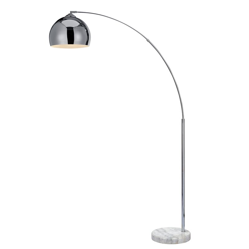 Modern contemporary floor lamps allmodern save to idea board aloadofball Image collections