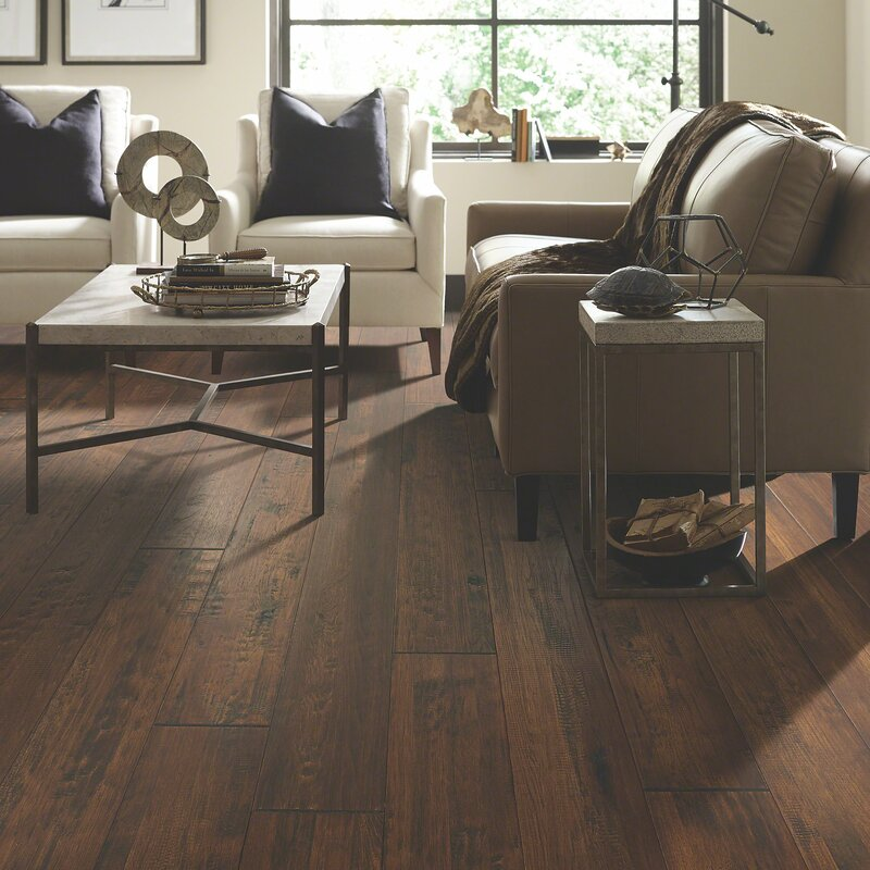 Shaw Floors Grand Canyon 8 Quot Solid Hickory Hardwood