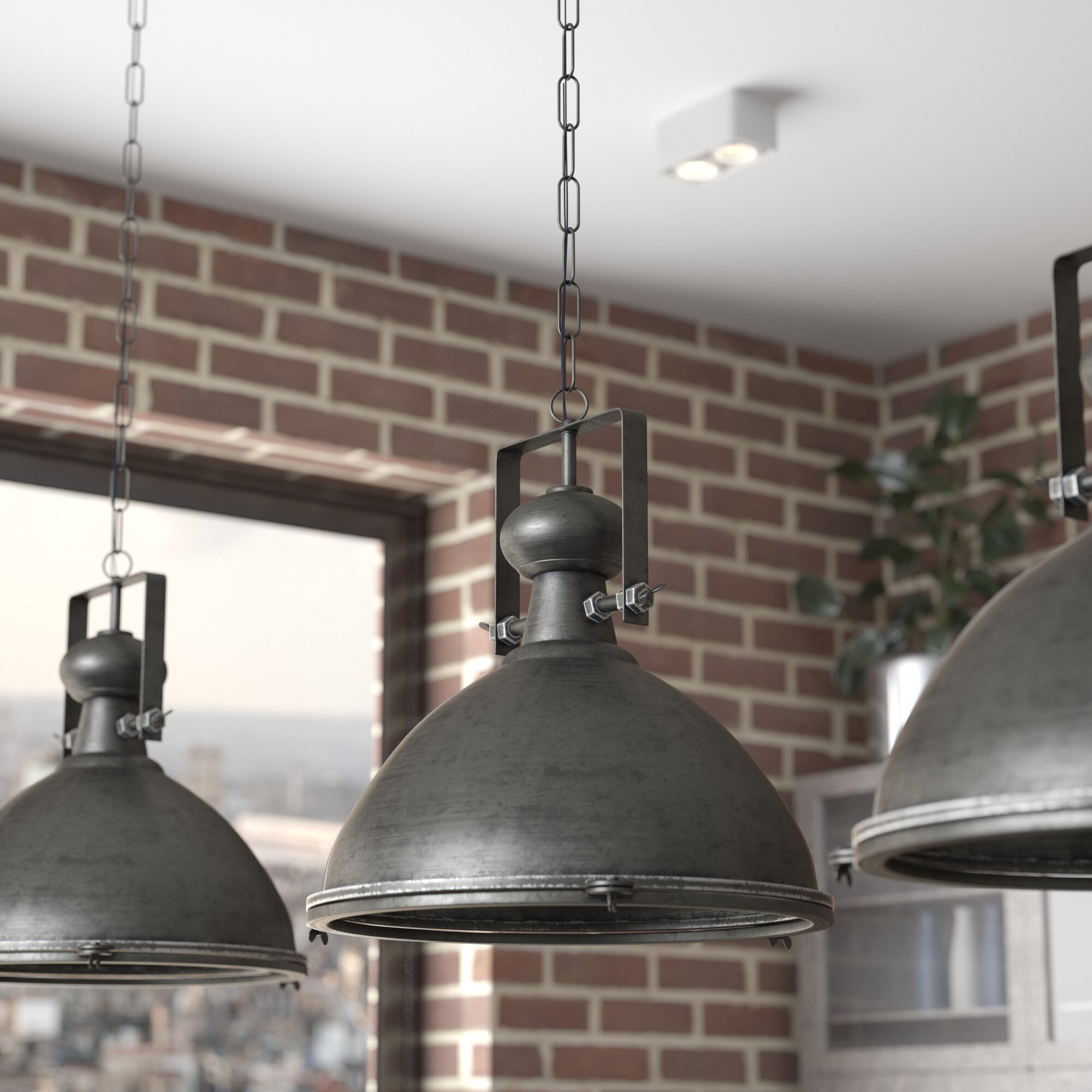 online products vintage high shack industrial fat light warehouse large bay pendant lighting australia