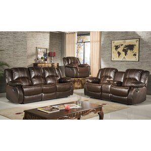Okelley Reclining 2 Piece Living Room Set by..