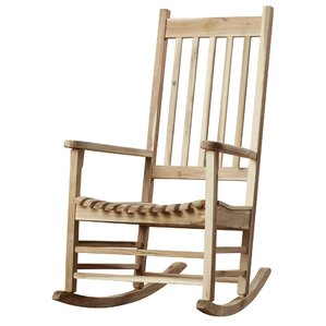 Collins Rocking Chair. Unfinished ...