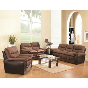 Configurable Living Room Set by Glory Furniture