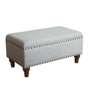 Oakford Upholstered Storage Bench