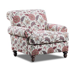 Simmons Upholstery Brookby Place Armchair by Darby Home Co