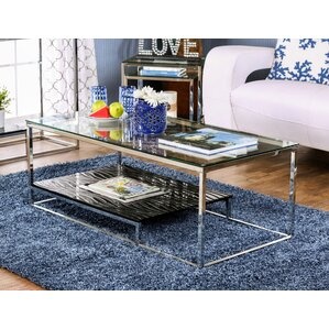 Saniya Coffee Table by Wade Logan