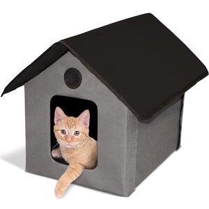 Outdoor Kitty House (Unheated)