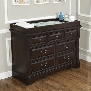 Clabaugh 7 Drawer Dresser