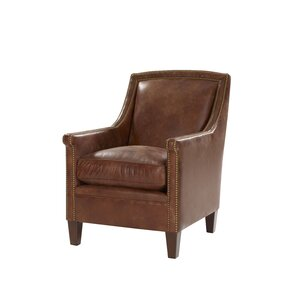 Santa Fe Leather Armchair by Leathercraft