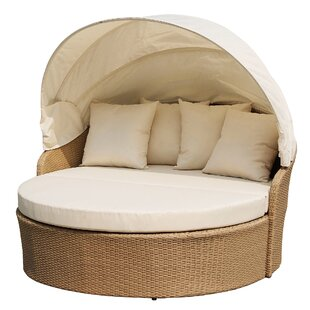Earth Outdoor Canopy Daybed with Mattress  sc 1 st  Wayfair & Canopy Daybed | Wayfair