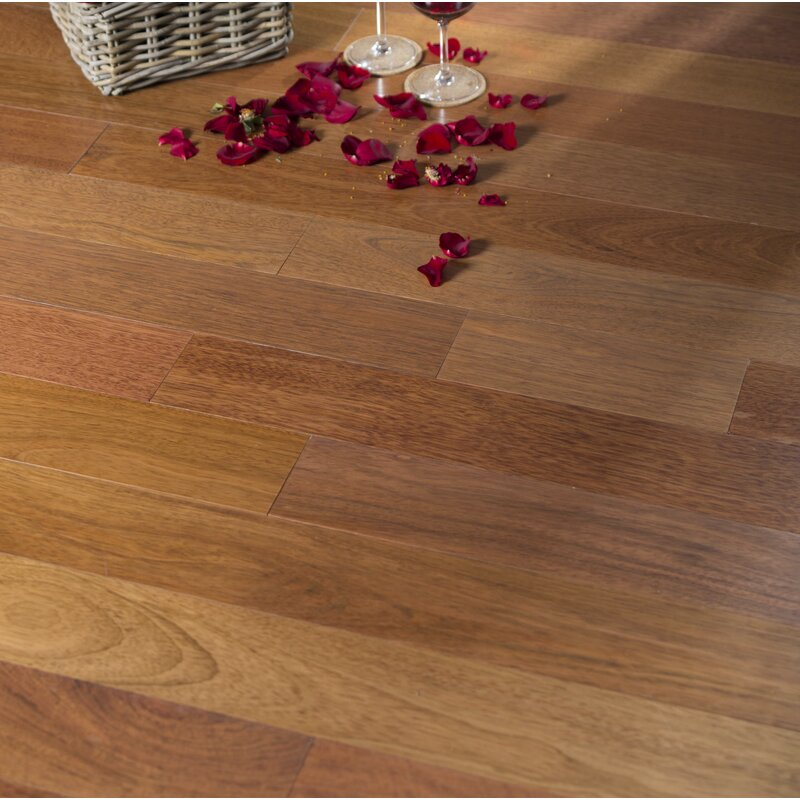 5 Myra Engineered Brazilian Cherry Hardwood Flooring In Natural