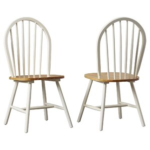 Berene Solid Wood Dining Chair (Set of 2)..