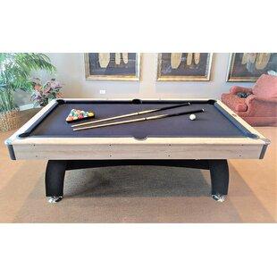 Modern Beechwood 7\u0027 Pool Table  sc 1 st  Wayfair & Pool \u0026 Billiards Tables You\u0027ll Love in 2019   Wayfair