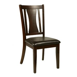Bradbury Side Chair (Set of 2) by Alpine Furniture