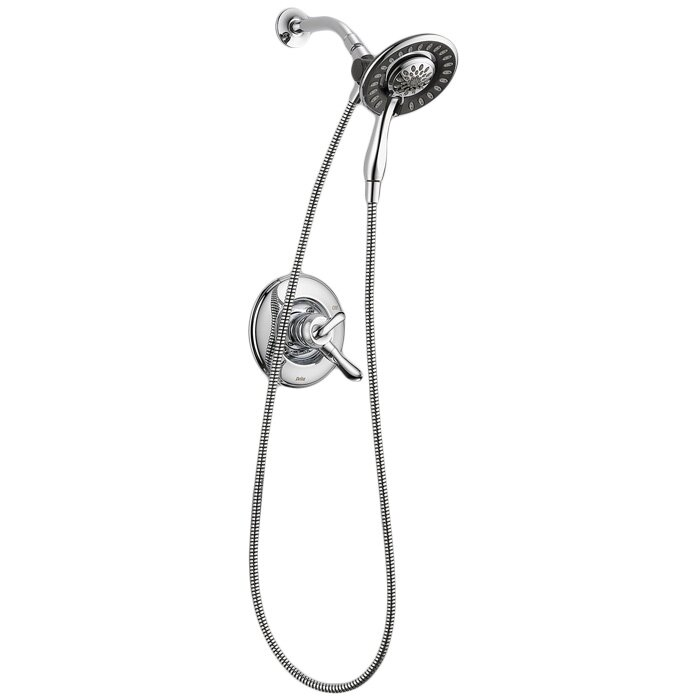 linden dual function complete shower system