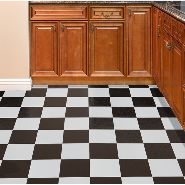 Self Adhesive Vinyl Floor Tile Wayfair