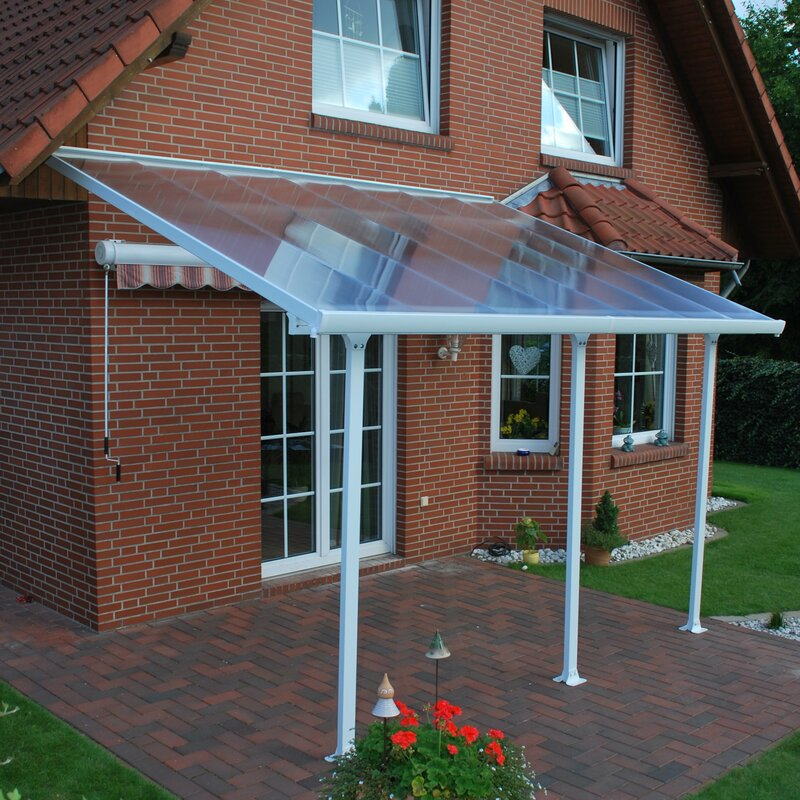 D Patio Awning