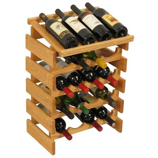 Dakota 20 Bottle Floor Wine Rack Purchase