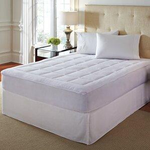 mattress pads & toppers you'll love | wayfair