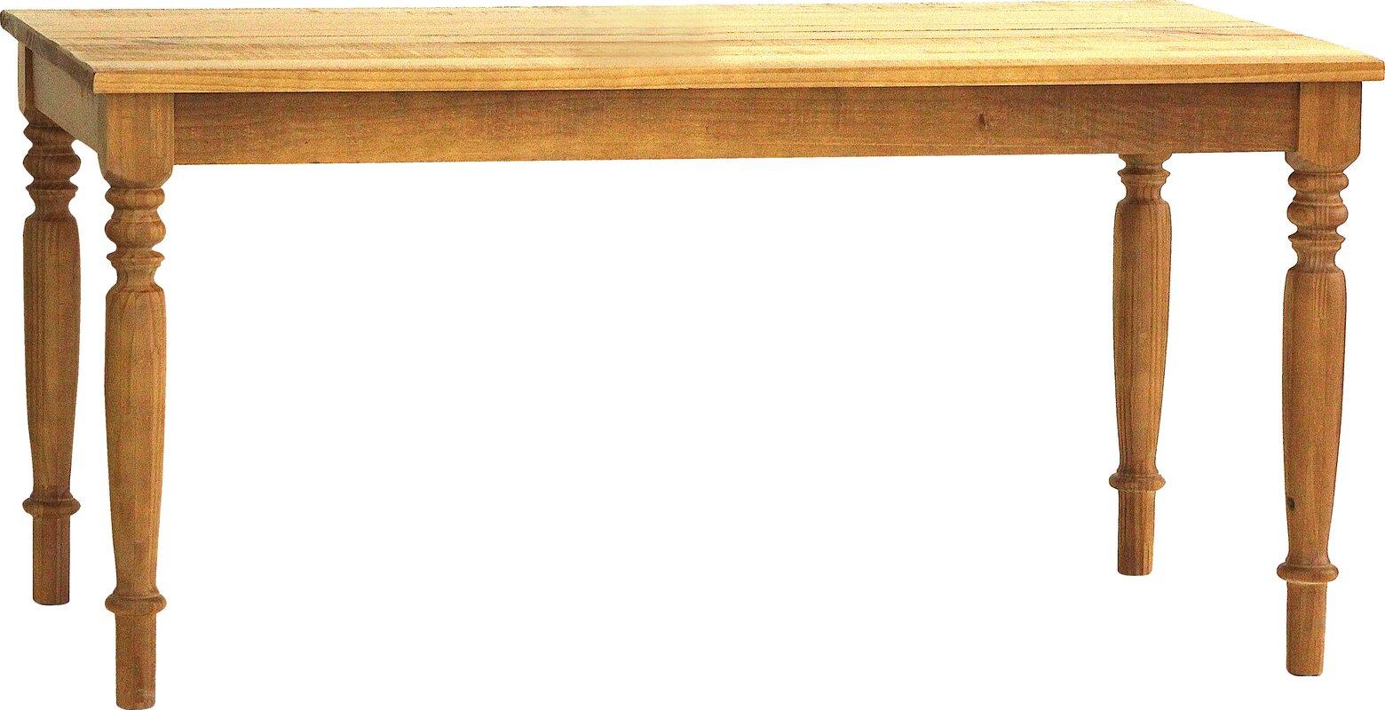 Langer naturholzm bel esstisch olinda for Langer esstisch
