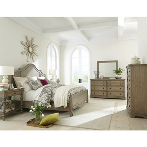 Paredes Platform Configurable Bedroom Set