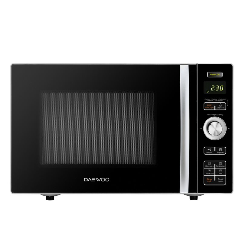 Countertop Convection Microwave With Air Fryer Capability