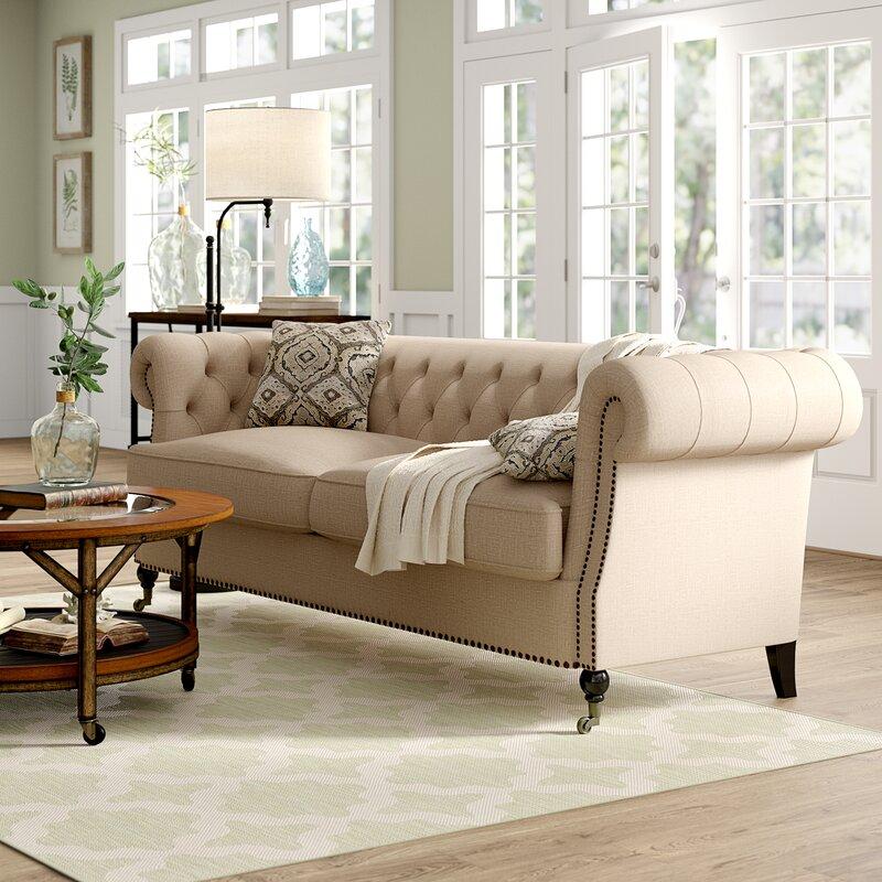 Calila Chesterfield Sofa