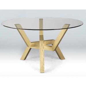 Kaira Round Dining Table by Union Rustic