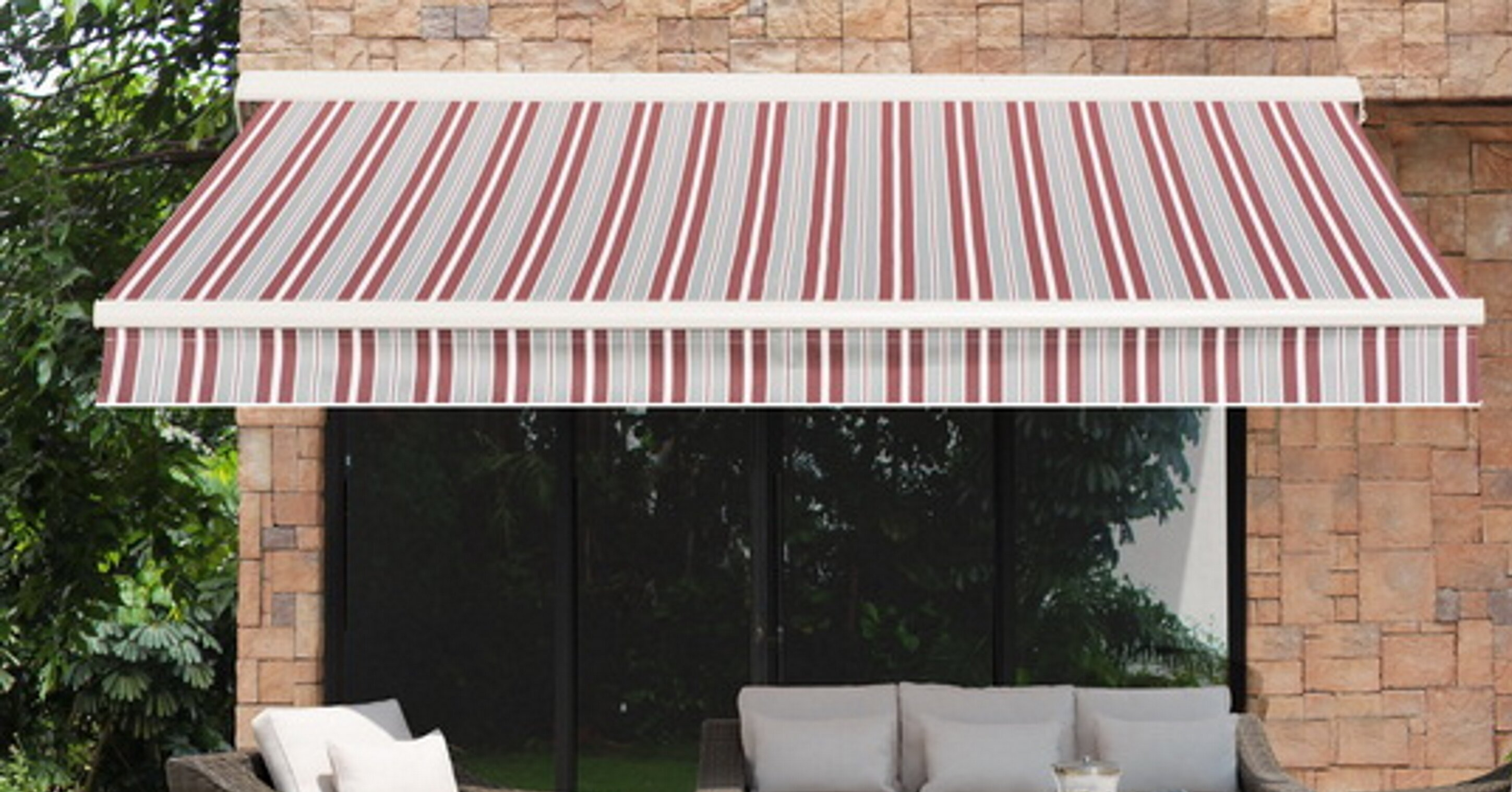 canopies awning awnings mark omnimark retrac beauty and